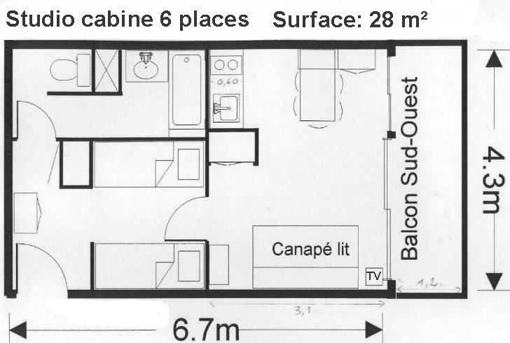 gourette photo de l 39 appart location d 39 un appartement dans les pyr n es gourette pour vos. Black Bedroom Furniture Sets. Home Design Ideas